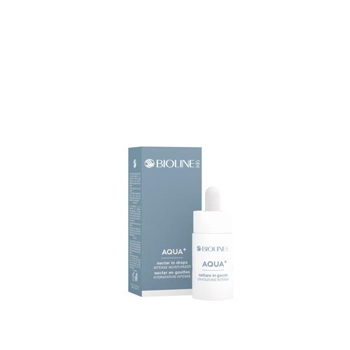 Bioline Line+ Aqua+ Intense Moisturizing Nectar In Drops 30ml