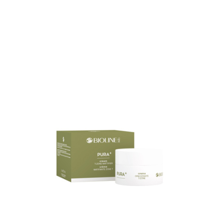 Bioline Line+ Pura+ T-Zone Mattifier Cream 50ml