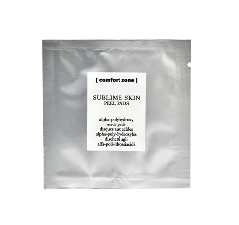 Comfort Zone Sublime Skin Eye Peel Pad 14st