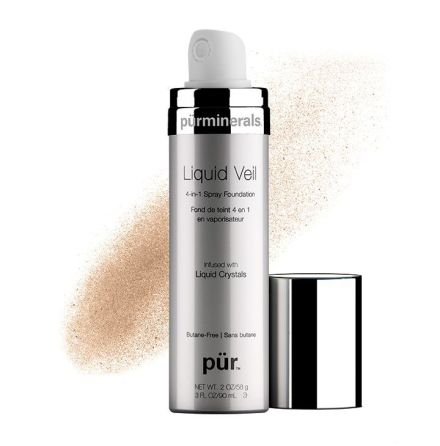 PÜR Cosmetics Liquid Veil 4-in-1 Spray Foundation