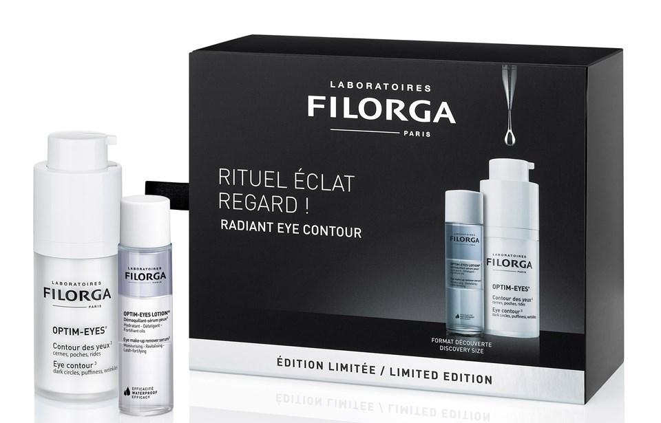 Filorga Radiant Eye Contour Set