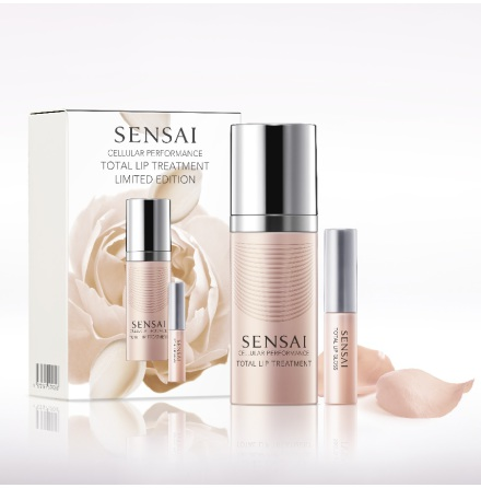 Sensai Cellular Performance Total Lip Treatment Set