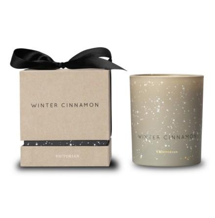 Victorian Winter Cinnamon Doftljus