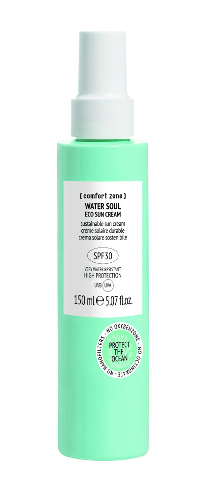 Comfort Zone Water Soul ECO Sun Cream Spf30 150ml