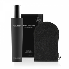 Marc Inbane Natural Tanning Mousse 150 ml + Exfoliating Glove