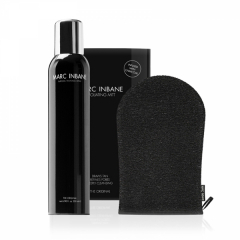 Marc Inbane Natural Tanning Spray 200 ml + Exfoliating Glove