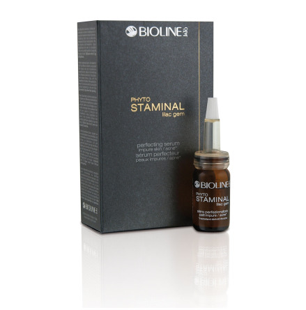 Bioline Details Of Beauty Phyto Staminal Lilac Gem Serum 8ml