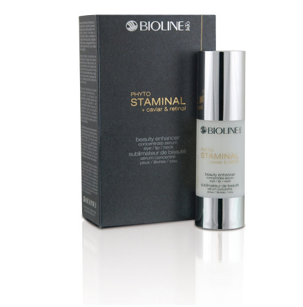 Bioline Details Of Beauty Phyto Staminal+Caviar & Retinol Serum 30ml