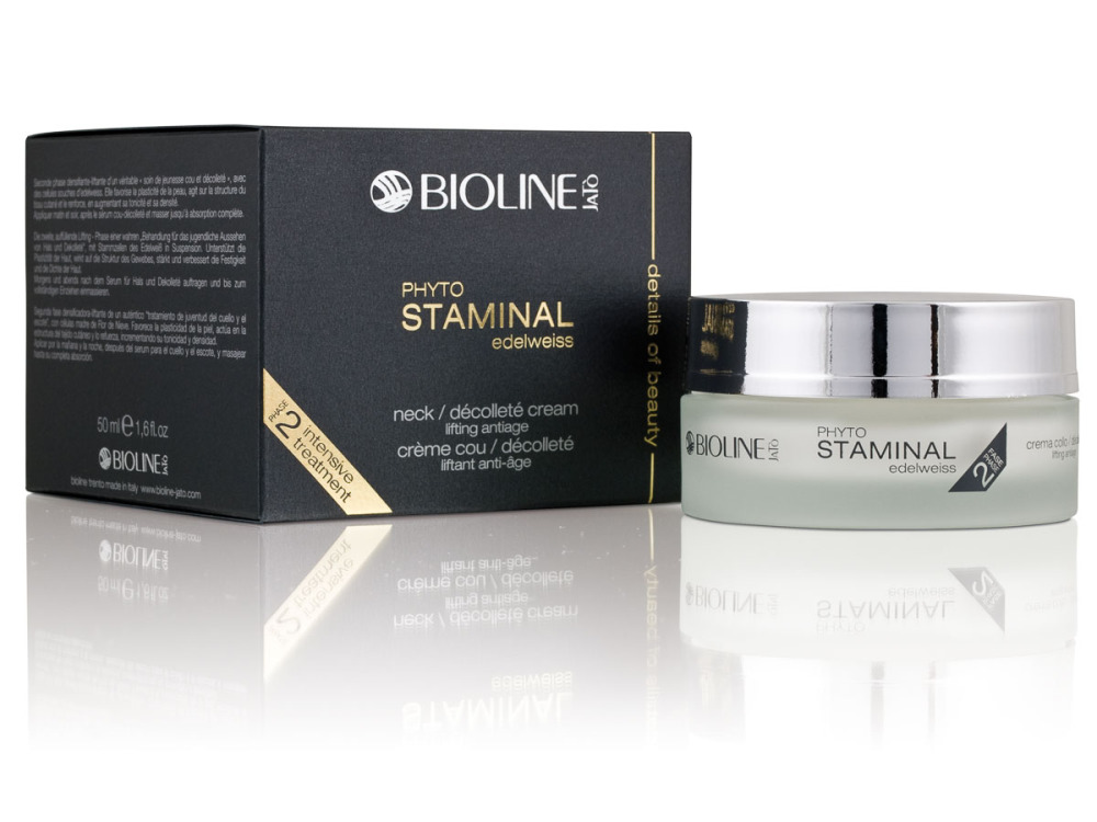 Bioline Details Of Beauty Phyto Staminal Edelweiss Cream 50ml