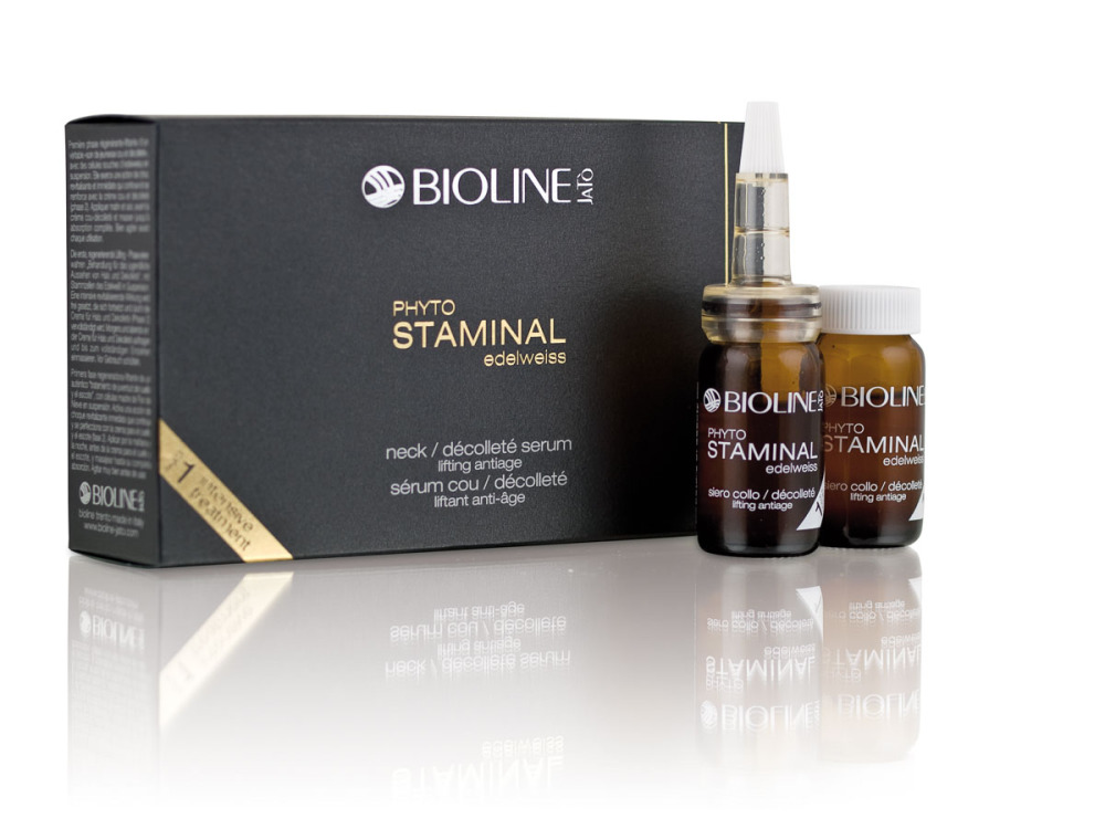 Bioline Details Of Beauty Phyto Staminal Edelweiss Serum 2x8ml