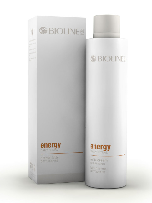 Bioline Daily Ritual Energy  Milk-Cream Cleansing 200ml